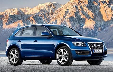 nowe auta z niemiec - AUDI Q5
