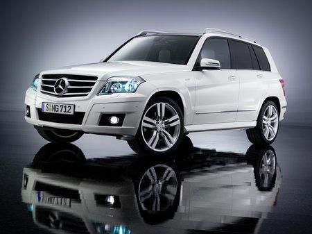 nowe auta z niemiec - MERCEDES GLK