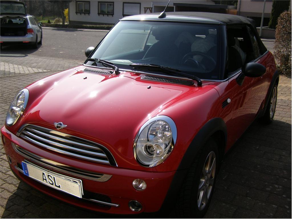 nowe auta z niemiec - Mini One Cabrio