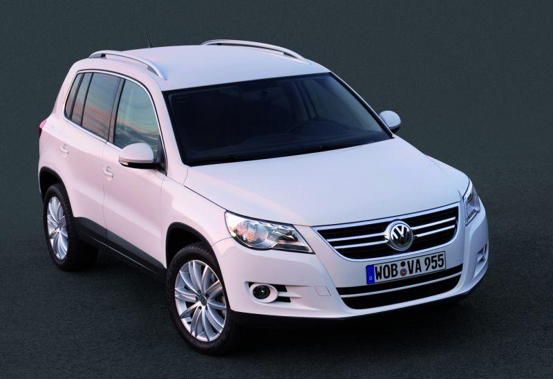 nowe auta z niemiec - VW TIGUAN